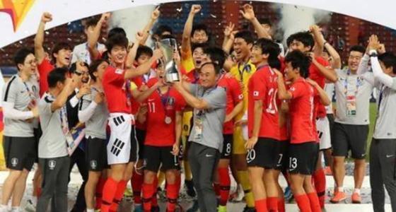 韩国青训改革享受硕果20年,中国足球何时迈出这一步