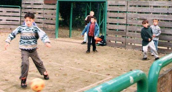 深度:足球的奥义,早在你童年第一次触碰时就已揭示