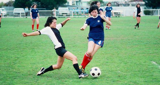 国际足联女官员的自述:改变世界,从我做起