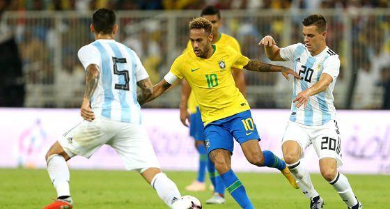 复盘巴西1-0阿根廷:重量级的友谊赛搭配快节奏的攻防
